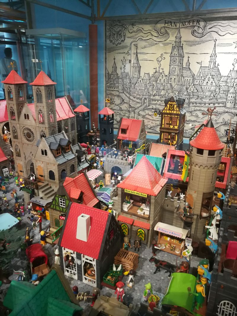 Historisches Museum Hannover, Playmobil