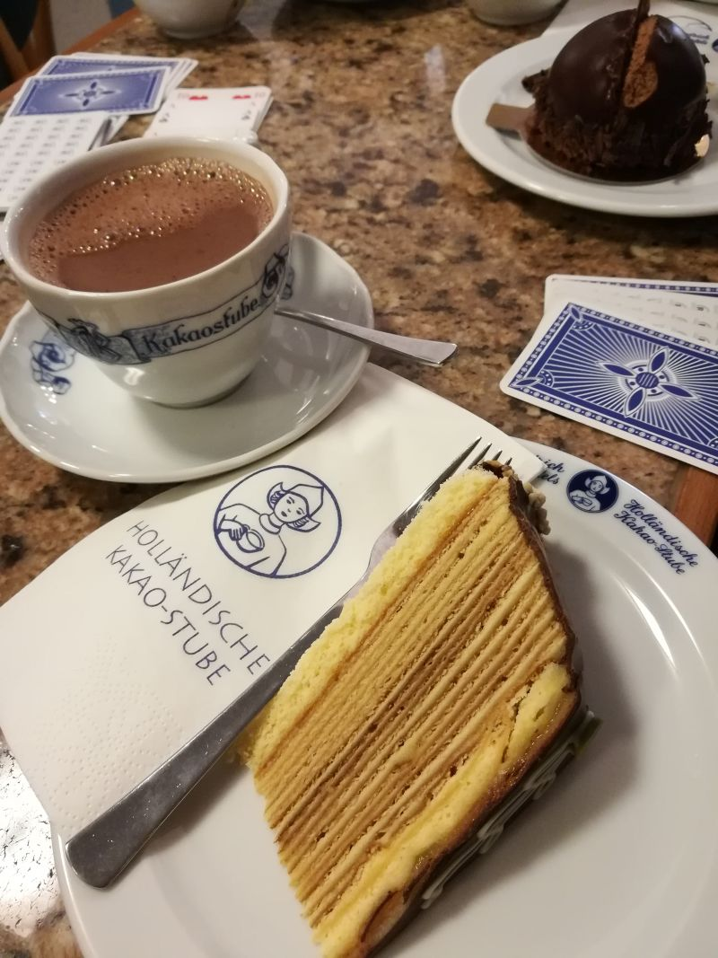 Hannover Café, Holländische Kakao-Stube
