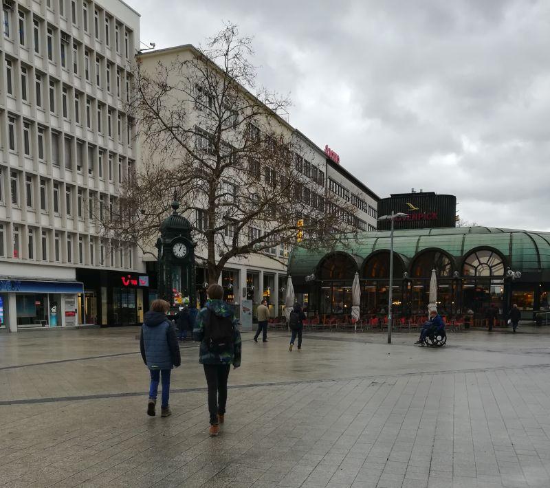 Hannover mit Kindern, Kröpcke