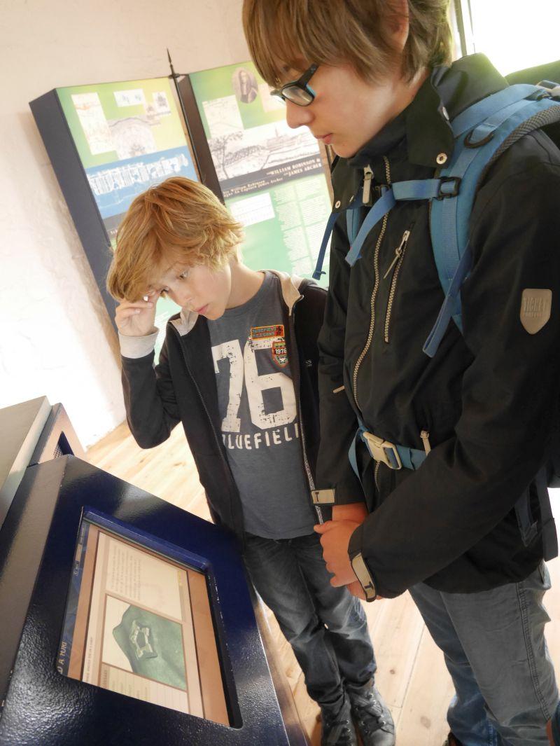 kinsale chalres fort museum