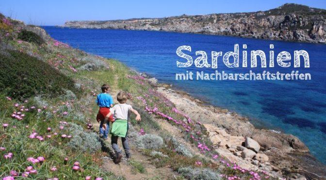 Sardinien: Nachbarschaftstreffen [Die Entdeckung Europas]