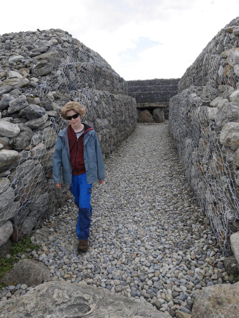 sligo carrowmore cairn grabhügel irland