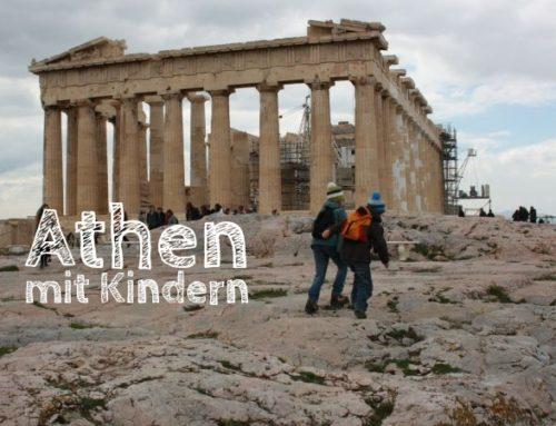Athen mit Kindern: Unser Erfahrungsbericht