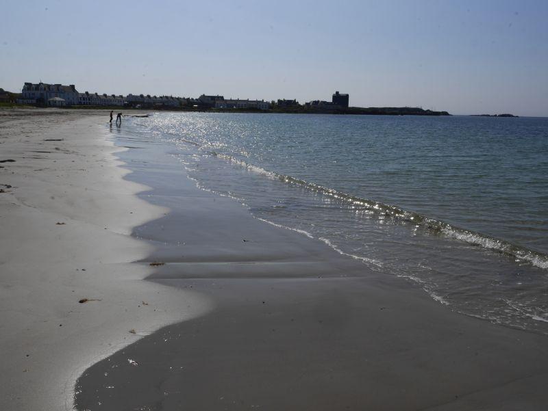 islay mit kindern, port ellen strand
