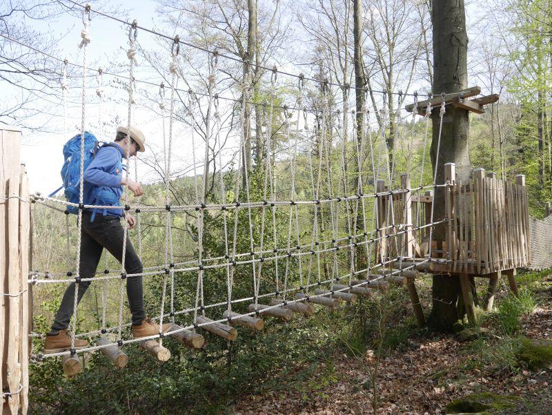Baumkronenpfad Waldkirch, Abenteuerpfad, Schwarzwald