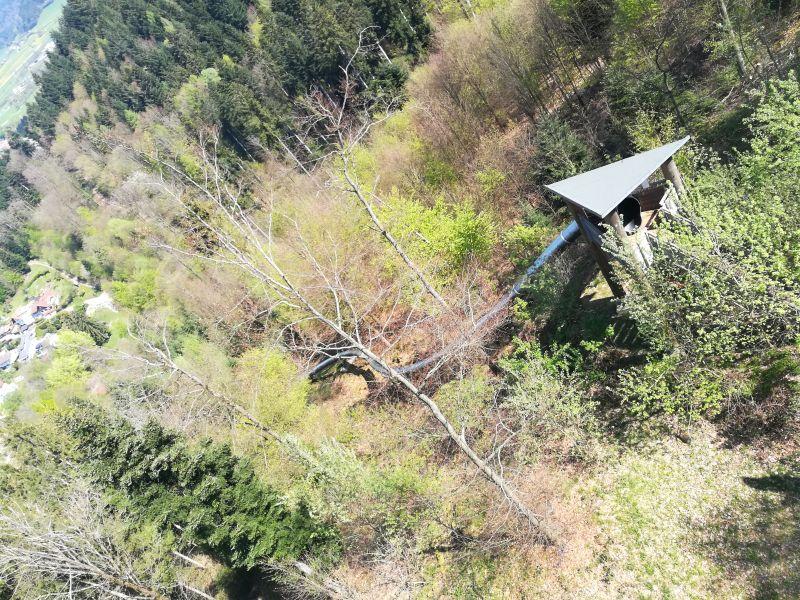 Baumkronenpfad Waldkirch, Riesenrutsche, Schwarzwald