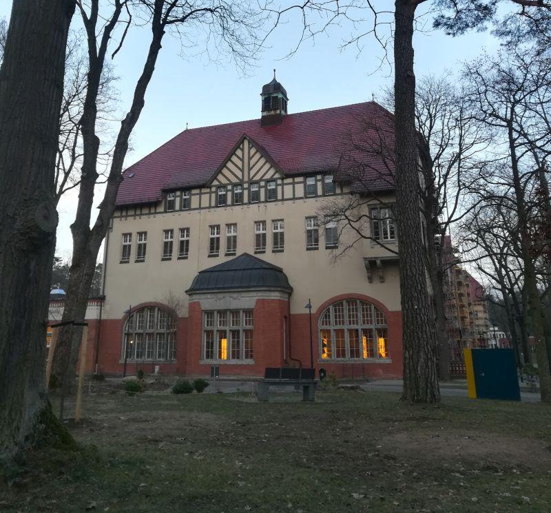 Neurologische Rehabilitationsklinik, Beelitz Heilstätten besichtigen