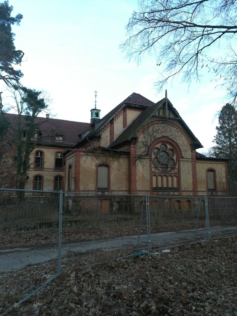 Beelitz Heilstätten besichtigen