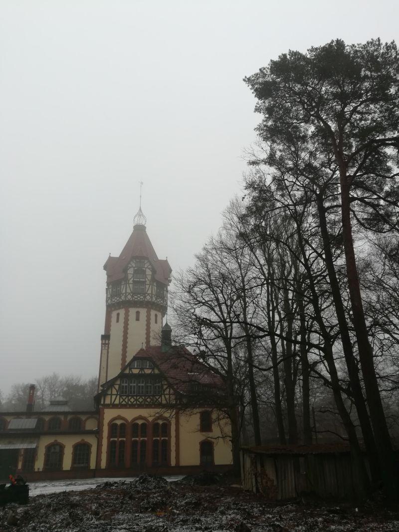 Kesselhaus, Beelitz Heilstätten