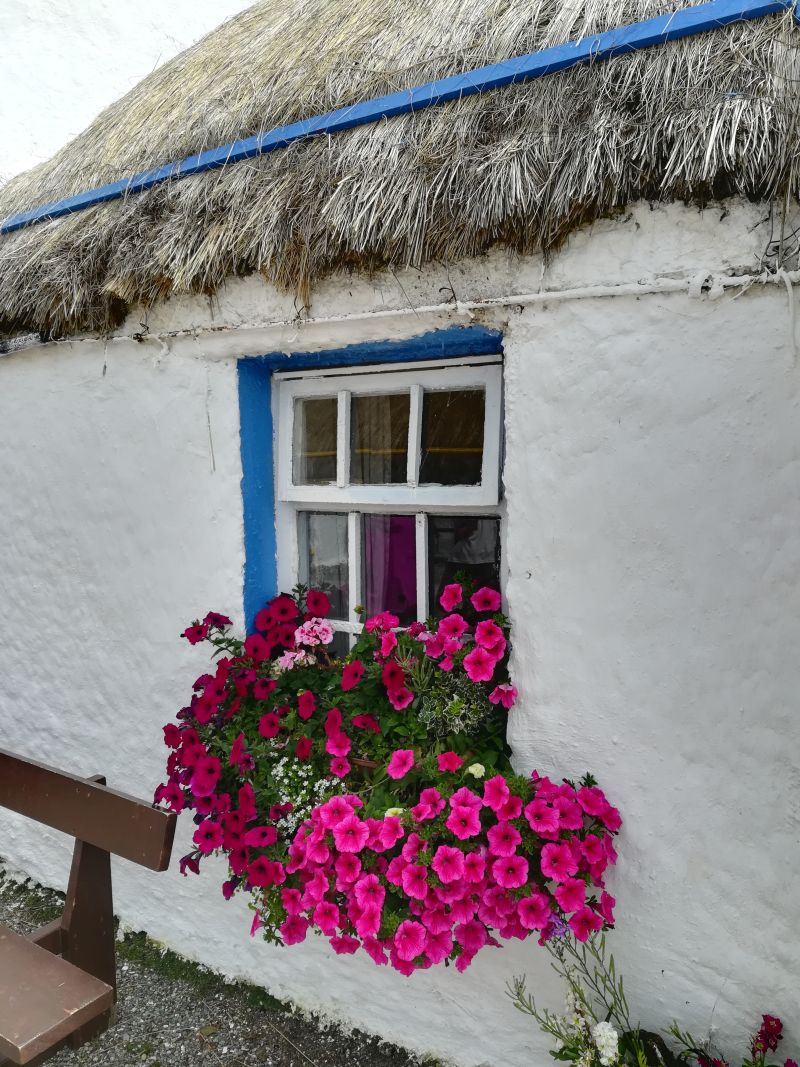 donegal, inishowen, cottage