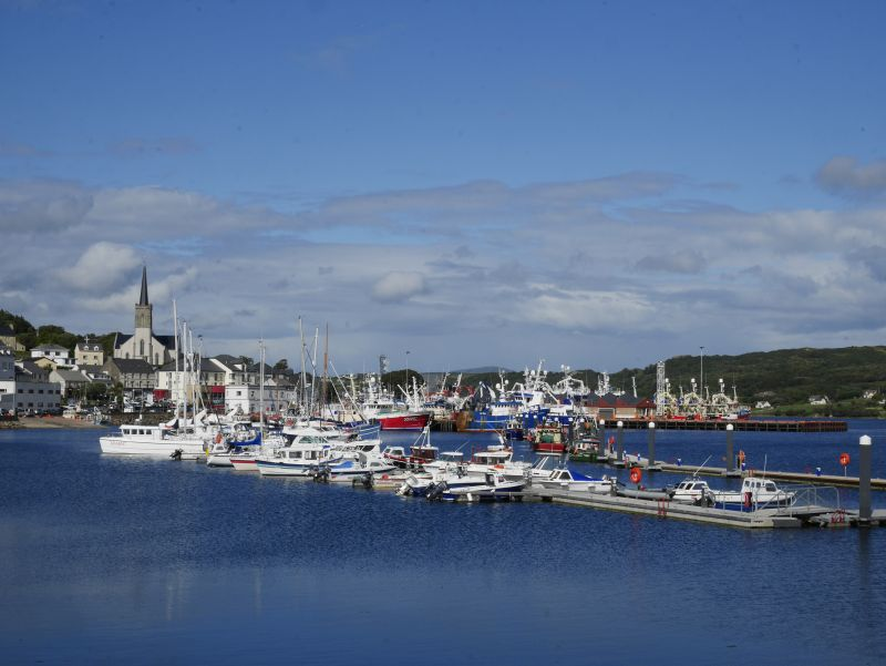 donegal killybegs hafen