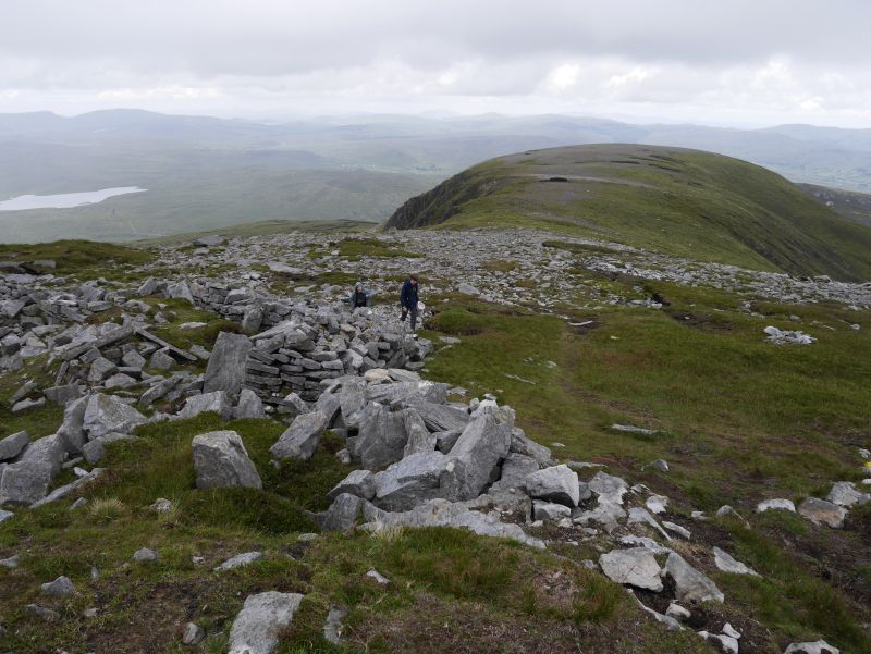 donegal slieve league pilgrims path
