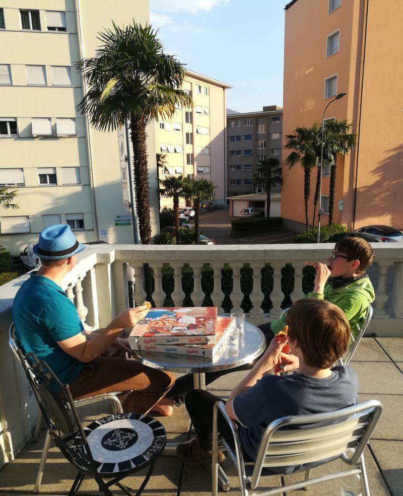 Jugendherberge Locarno mit Kindern