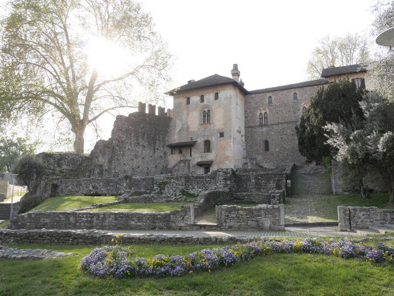 Castello Visconteo, Locarno, Tessin, Schweiz