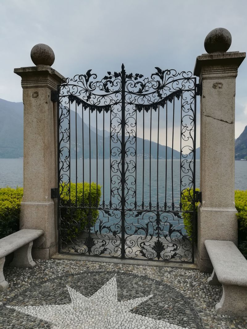 Lugano, Tor zum Luganersee,