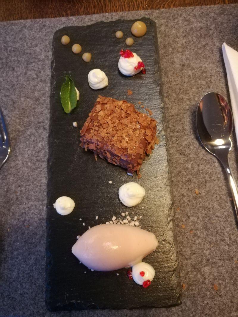 schwarzwald hotel pfauen menü