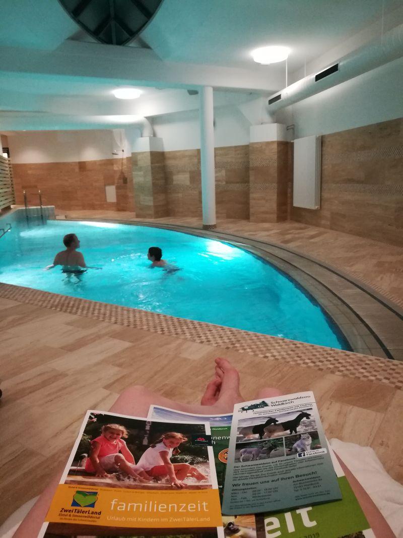 schwarzwald hotel pfauen mit kindern
