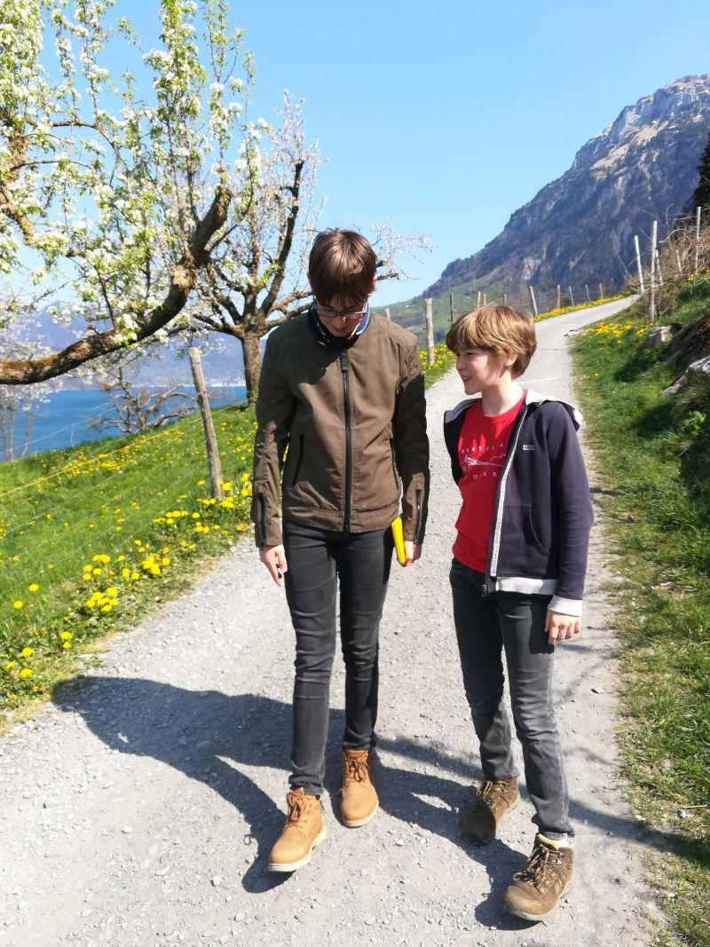 Schweiz mit Kindern