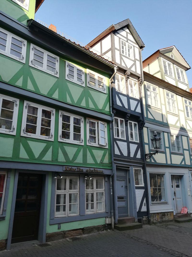 wolfenbüttel schmalstes haus