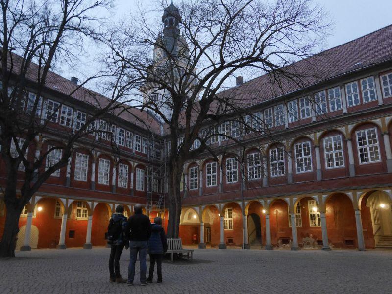 Wolfenbüttel mit Kindern, Geocaching