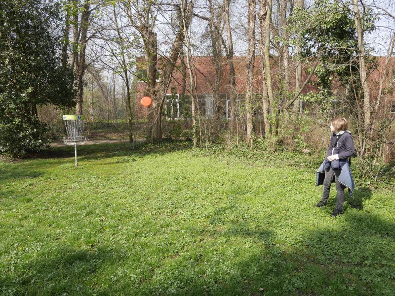 wolfenbüttel mit kindern, discgolf