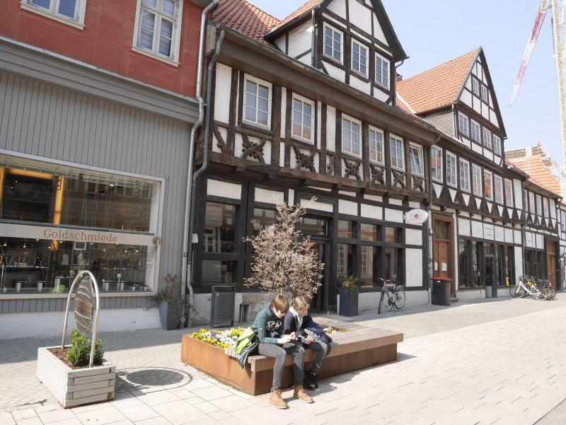 wolfenbüttel mit kindern altstadt