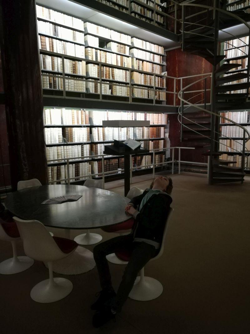 wolfenbüttel mit kindern, bibliothek