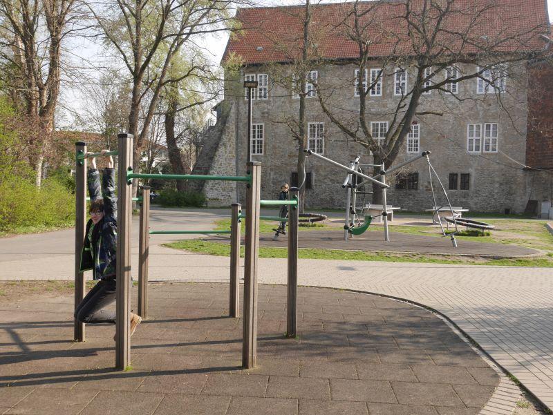 wolfenbüttel mit kindern spielplätze