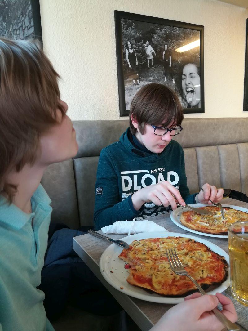 restaurant-tipp wolfenbüttel mit Kindern
