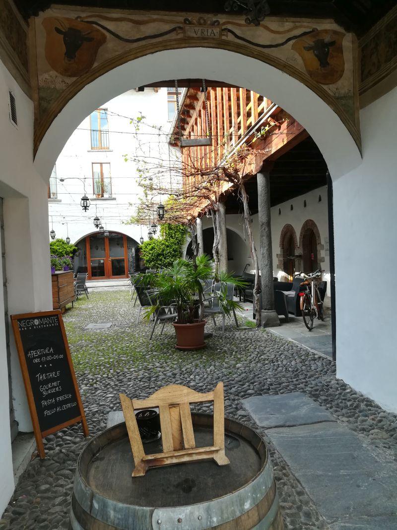 Casa dei negromante, Locarno