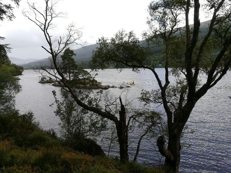 Loch Ard, Schottland