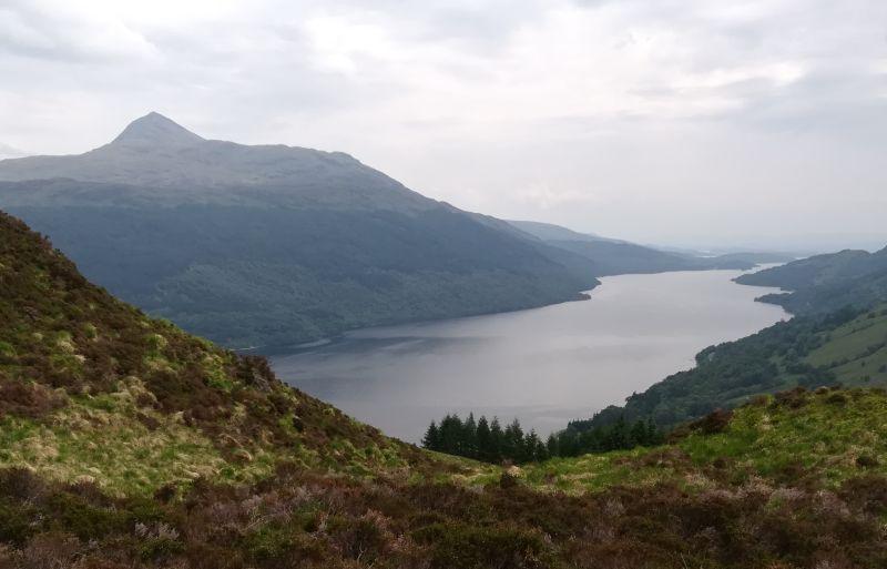 Loch Lomond, Tarbet