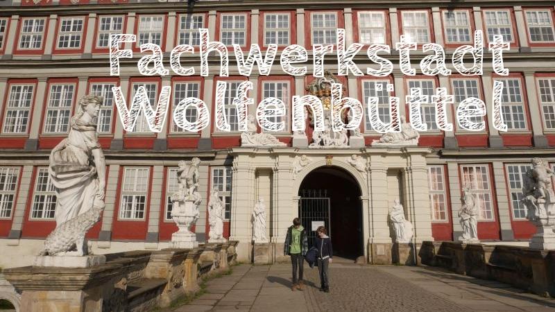wolfenbüttel mit kindern schloss