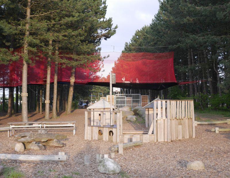 dänemark feddet camping spielplatz