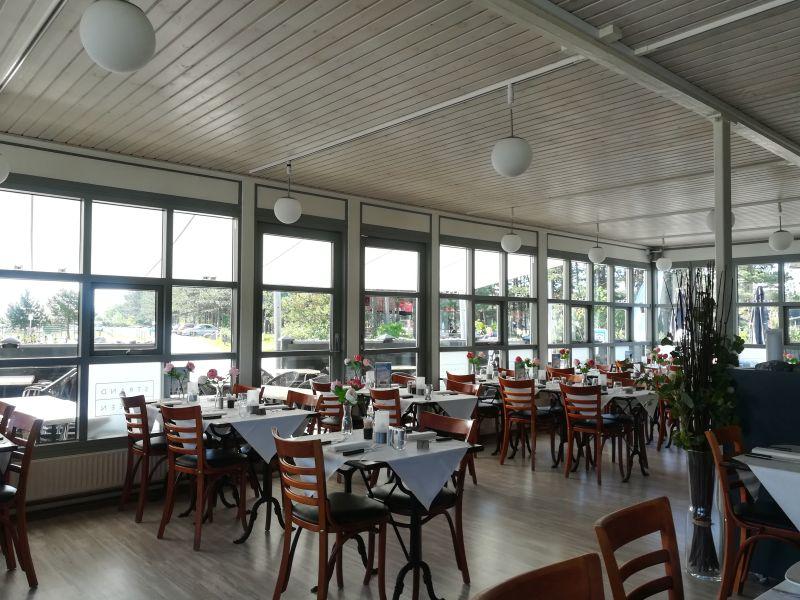 feddet camping resort seeland dänemark cafe