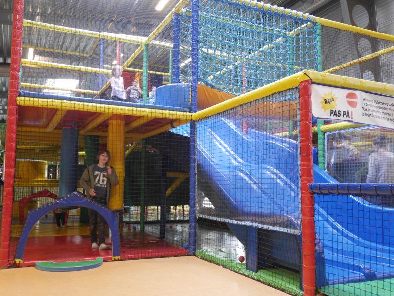 dänemark lalandia indoor spielplatz