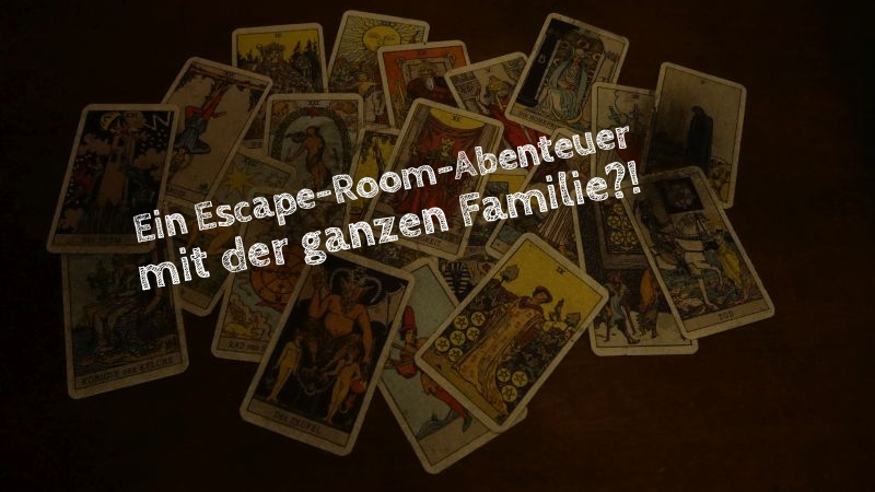Mysteria Escape Obernkirchen: Abenteuer Escape-Room