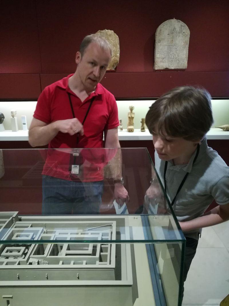 Museum Tübingen mit Kindern MUT