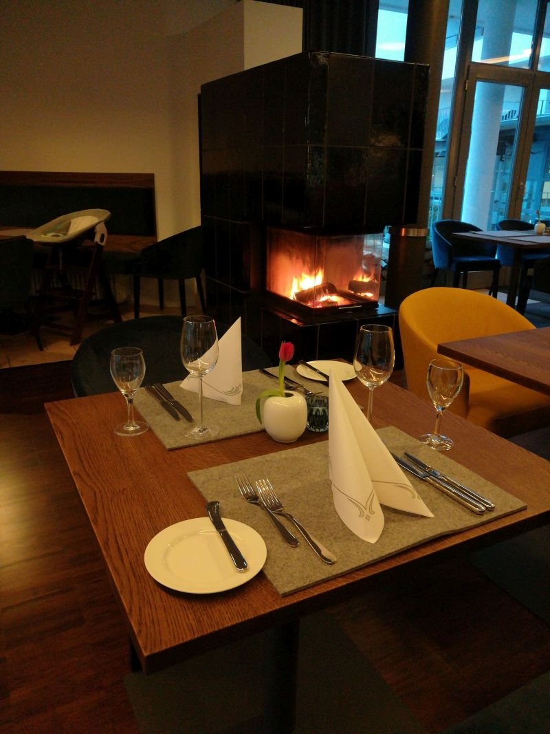 Wellness-Hotel Pfauen, Kaminstube