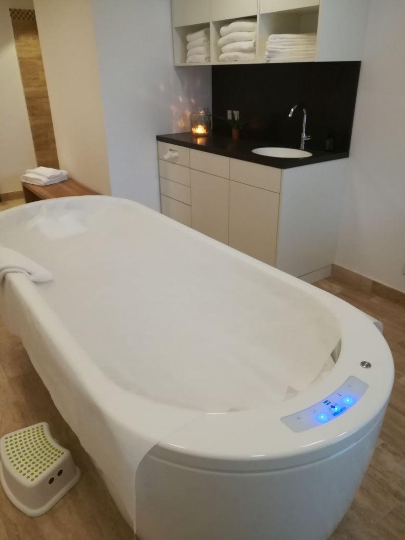 Wellness-Hotel Pfauen, Badewanne