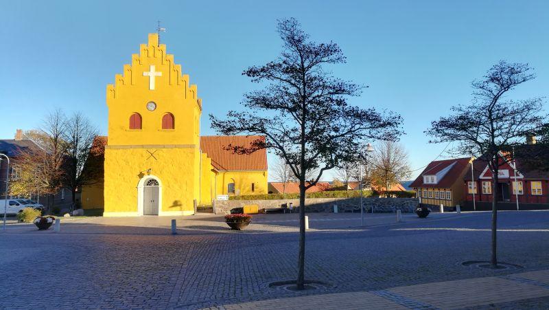 allinge-sandvig kirche bornholm