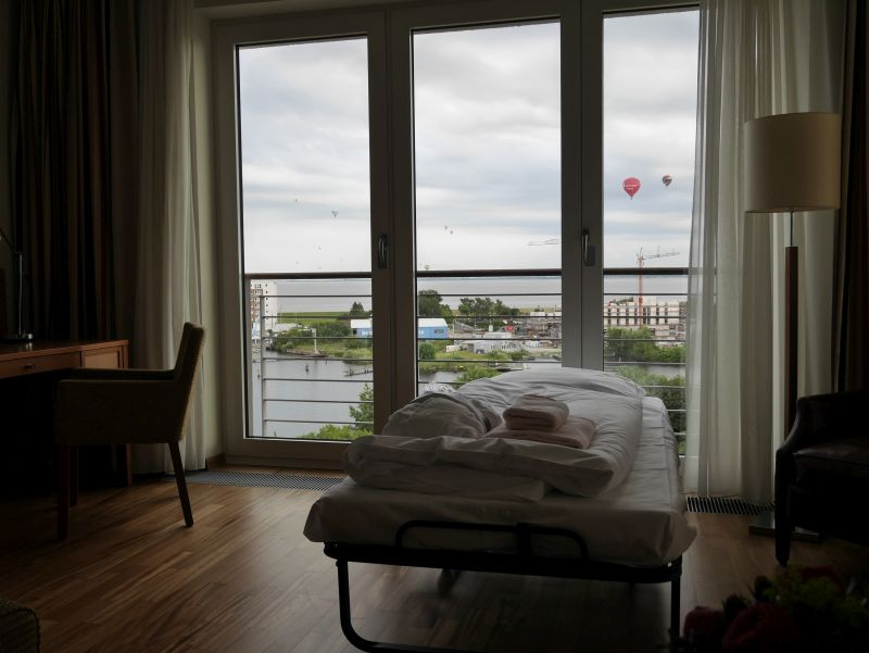 atlantic hotel wilhelmshaven ballonmeeting suite
