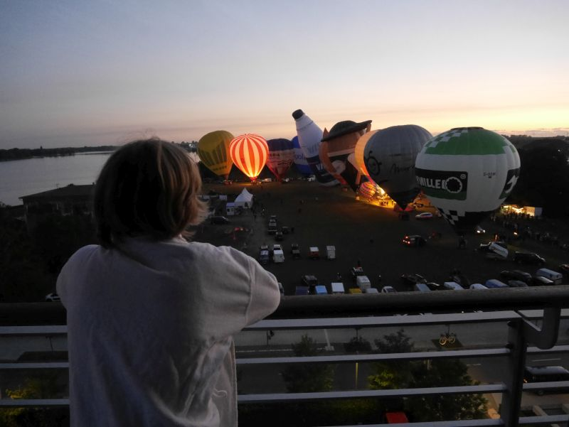 atlantic hotel wilhelmshaven ballonmeeting