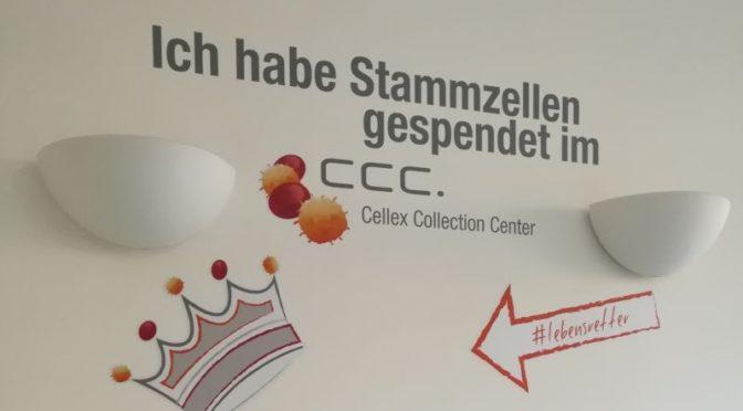 DKMS: Martins Erfahrungen als Stammzellen-Spender