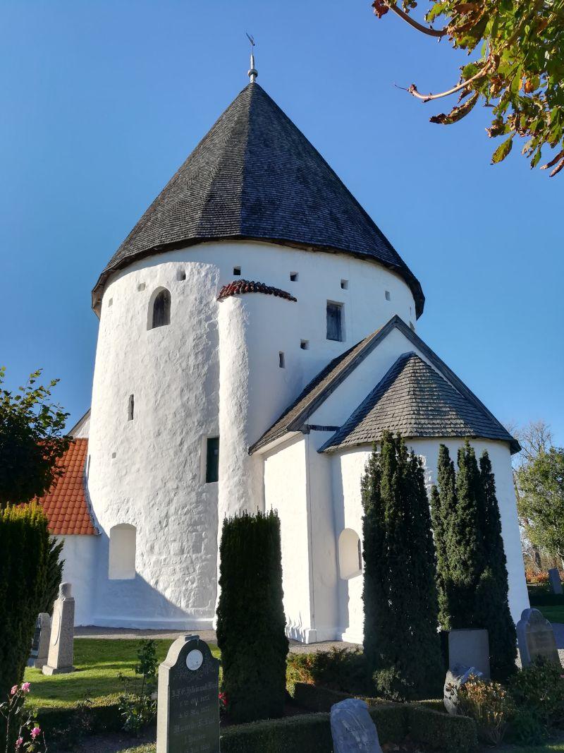 rundkirche nylars bornholm