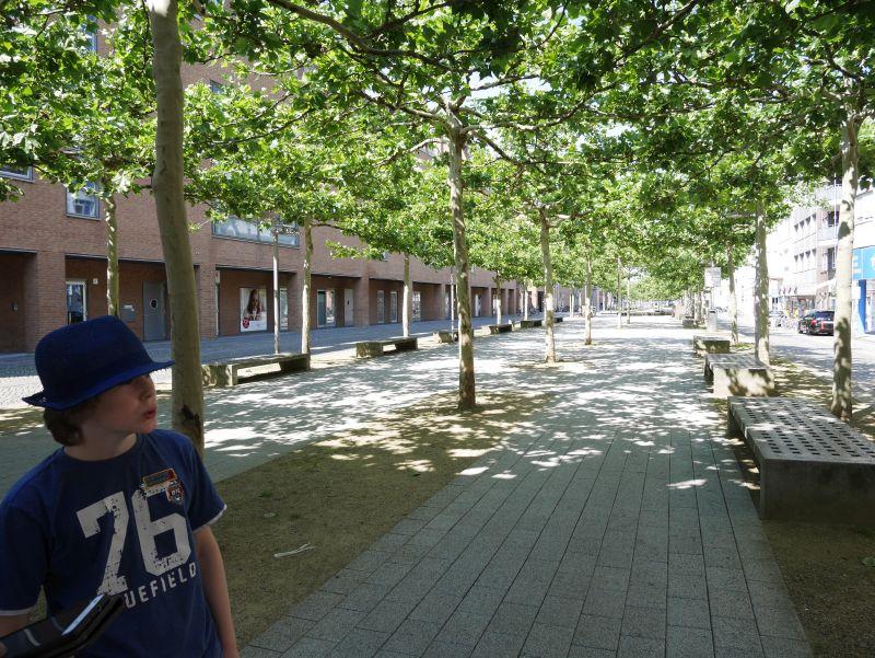 Wilhelmshaven Fußgängerzone