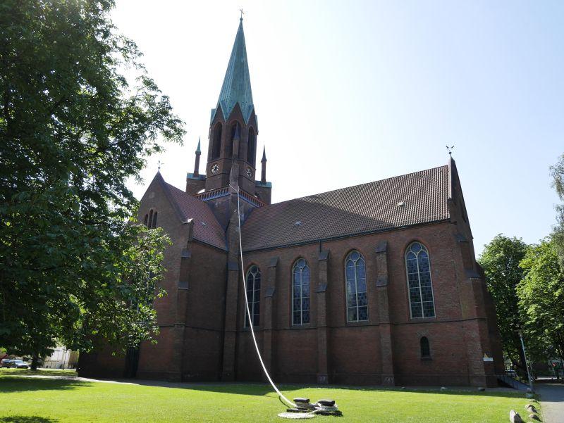 wilhelmshaven garnisionskirche