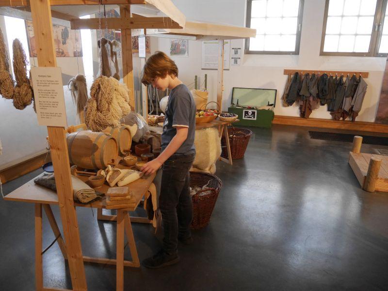 wilhelmshaven küstenmuseum piraten ausstellung für kinder