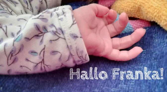 Reisecrew-Erweiterung: Franka ist da!