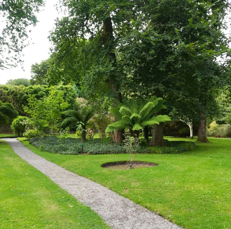 Derrynane House and Gardens, Park